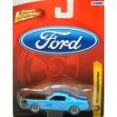 Johnny Lightning Forever 64 1965 Ford Mustang Fastback