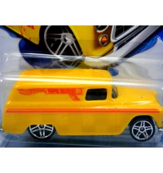 Hot Wheels Color Shifters - 55 Chevy Panel Van