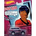 Hot Wheels Nostalgia - Star Trek - Lt. Uhura 1988 Jeep Wagoneer