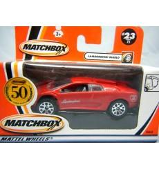 Matchbox Lamborghini Diablo 50th Anniversary Logo Chase Car