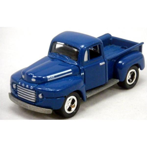 johnny lightning truckin america series 1950 ford f 100. Black Bedroom Furniture Sets. Home Design Ideas
