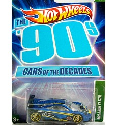 Hot Wheels Cars of the Decades - McLaren F1 GTR
