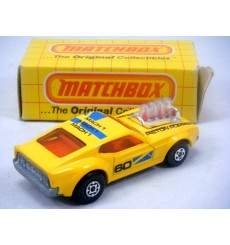 Matchbox: Ford Mustang Piston Popper