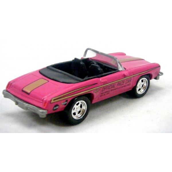 johnny lightning 1974 oldsmobile cutlass indy pace car global diecast direct. Black Bedroom Furniture Sets. Home Design Ideas