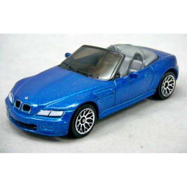 Bmw Z3 Convertible: Matchbox BMW Z3 Roadster