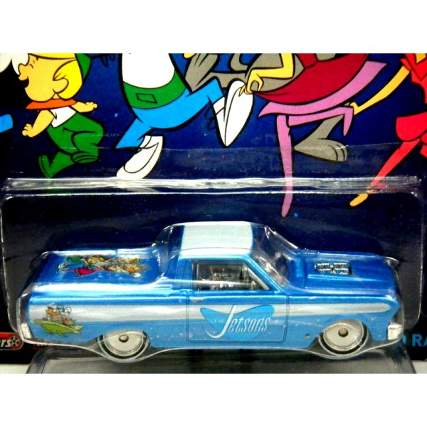 Great hot wheels nostalgia series hanna barbera presents for Circuit hot wheels mural
