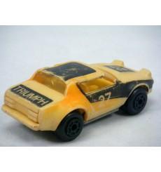 GDD - Matchbox Junkyard - Glo Racer Triumph TR-7