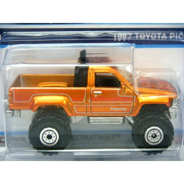 hot wheels cool classics 1987 toyota pickup truck. Black Bedroom Furniture Sets. Home Design Ideas