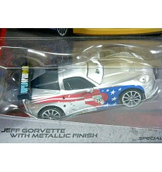 Disney Cars 2 Series - Jeff Gorvette - Chevrolet Corvette C6R - Jeff Gordon