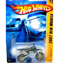 "Hot Wheels 2007 First Editions -  ""Wastlander"" Dirt Bike"