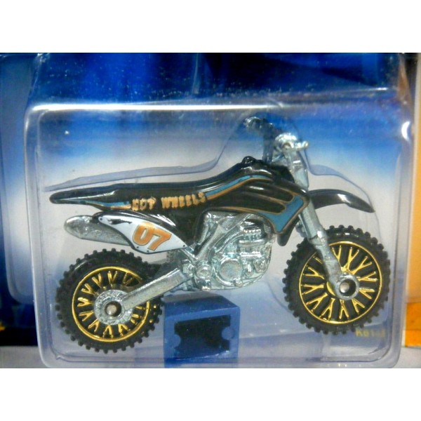 hot wheels 2007 first editions wastelander dirt bike. Black Bedroom Furniture Sets. Home Design Ideas