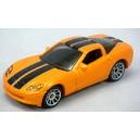 Matchbox Chevrolet Corvette C6 Coupe