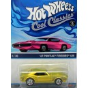 Hot Wheels Cool Classics - 1967 Pontiac Firebird