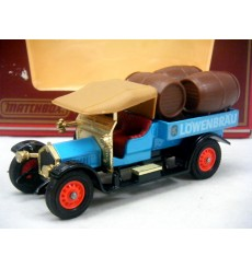 Matchbox Models of Yesteryear (Y26) 1918 Crossley Lowenbrau Beer Lorry