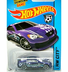 Hot Wheels 2011 New Models Series - Hyundai Genesis Coupe