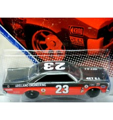 Hot Wheels Vintage Racing -  1965 Ford Galaxie 500 NASCAR Stock Car