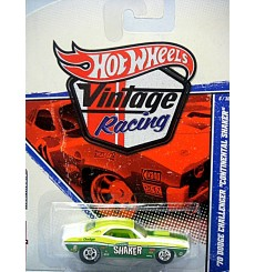 Hot Wheels Vintage Racing Dick Landy's NHRA Dodge Challenger