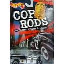 Hot Wheels Cop Rods Indianapolis Police Way Too Fast NHRA Dragster