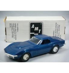 AMT Dealer Promo - 1970 Chevrolet Corvette (Bridgehampton Blue)