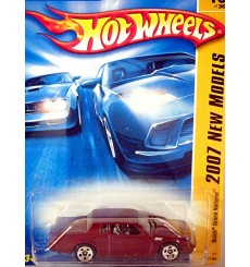 Hot Wheels 2007 New Models Series - 1987 Buick Grand National Regal