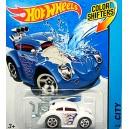 Hot Wheels Color Shifters - Volkswagen Bug Hot Rod