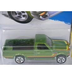 Hot Wheels 2014 New Models Series - Datsun 620 Pickup Truck