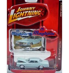 Johnny Lightning 1962 Plymouth Sport Fury