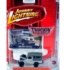 Johnny Lightning Truckin' America - 1980 Toyota Land Cruiser