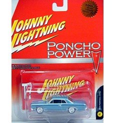 Johnny Lightning Poncho Power - 1965 Pontiac GTO