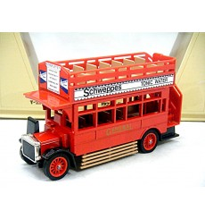 "Matchbox Models of Yesteryear (Y-23) - 1922 AEC ""S"" Type Omnibus"