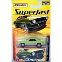 Matchbox Superfast - 1969 Chevrolet Camaro Z-28
