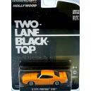 Greenlight - Hollywood - Two Lane Blacktop 1970 Pontiac GTO Judge