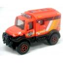Matchbox - Scrambulance - EMT 4x4 Off-Road Ambulance