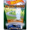 Hot Wheels - Road Trippin' - Tesla Roadster