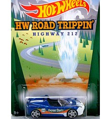 Hot Wheels - Road Trippin' - Tesla Roadster