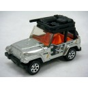 Matchbox Jeep Wrangler Safari