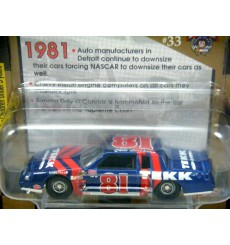 Racing Champions NASCAR 50th Anniversary - 1981 Buick Regal Stock Car
