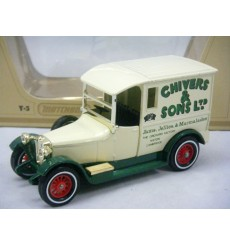 Matchbox - Models of Yesteryear Y5 1927 Talbot Menier Chocolat Van