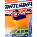 Matchbox Ford Transit Connect Taxi Cab