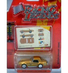 Johnny Lightning 1965 Motion Performance Shelby Cobra Draggin Snake