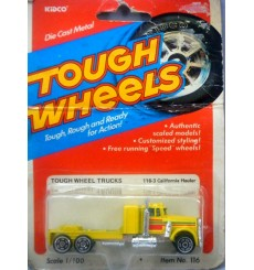 Kidco Tough Wheels (No. 116) California Hauler Dual Axle Cab