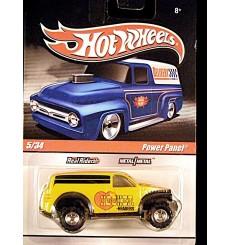Hot Wheels Hooker Headers Dodge Power Wagon Panel Van