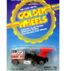 Golden Wheels - Big Rig Drag Racing Truck