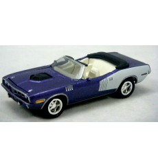 Johnny Lightning Ragtops - 1971 Plymouth Hemi Cuda Convertible