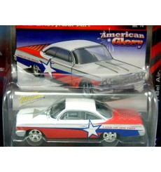 Johnny Lightning Street Freaks American Glory - 1962 Chevrolet Bel Air