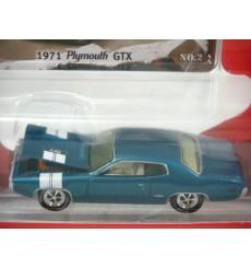 Johnny Lightning MOPAR Mayhem - 1971 Plymouth GTX