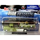 Maisto Elite Transport Military Chevy Truck Set 1957 Chevy Flatbed Wrecker and 1967 Chevy El Camino