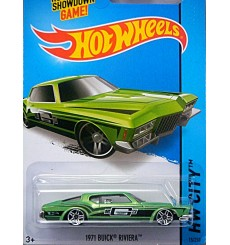 Hot Wheels 1971 Buick Riviera