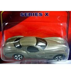 Maisto Speed Wheels Series X - Chrysler Atlantic