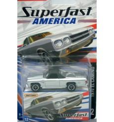 Matchbox Superfast America 1970 Chevrolet El Camino SS